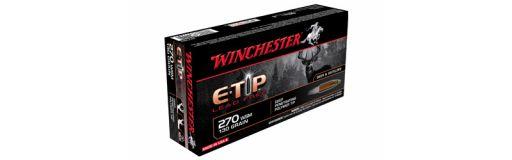 winchester 270 WSM E-Tip 130 gr