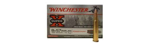8x57 jrs power point 195 gr