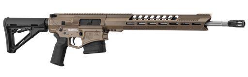 """Carabine AR10 Diamondback DB10 18"""" TAN"""
