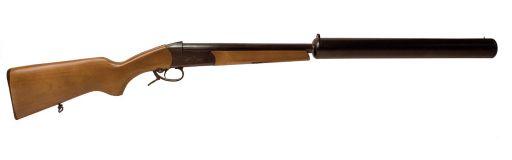 fusil monocoup Baikal IJ18E Cal. 12 Silence