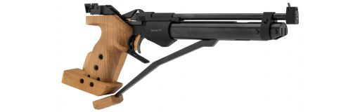 pistolet à air Baikal IZH 46M