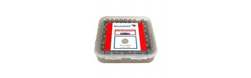 Balles poudre noire rondes BallEurope 138gr
