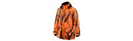 veste de chasse Beretta Man's Insulate Blaze Orange