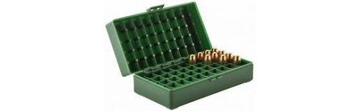 Boite de rangement munitions .45 ACP