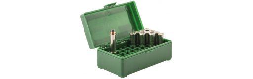 boite de rangement munitions 357 Mag Megaline
