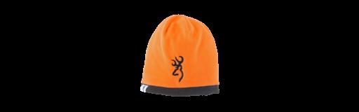 bonnet réversible Browning Deer Scene brun et orange