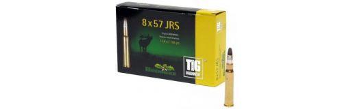 cartouches à balle Brenneke TIG 8x57 JRS