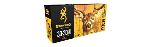 cartouches à balle Browning 30-30 Win BXR