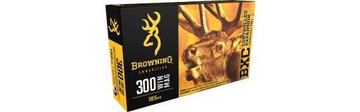 cartouches à balle Browning 300 WM BXC