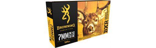 cartouches à balle Browning 7RM BXR