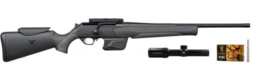 carabine linéaire Browning Maral SF Composite Nordic Pack 1.6-10x42i