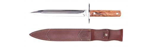 dague Browning Olive Wood