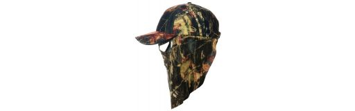 casquette Browning Face Mask Quik Camo