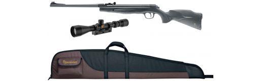 carabine à plomb Browning X-Blade II Gas Piston Cal. 4,5