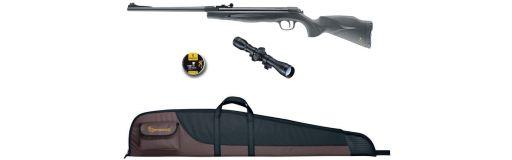 Carabine à plomb Browning X-Blade II Gas Piston Cal. 4,5 Pack