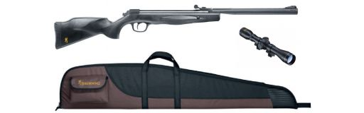 carabine à plomb Browning X-Blade 5,5 pack
