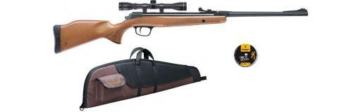 carabine à plomb Browning X-Blade Hunter pack