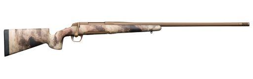 carabine à verrou Browning X-Bolt Long Range McMillan Atacs