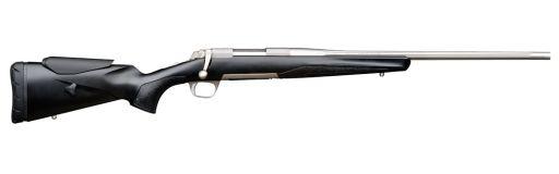 carabine à verrou Browning X-Bolt SF Stainless Fluté Ajustable Fileté
