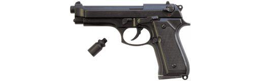 pistolet d'alarme Bruni 92 noir