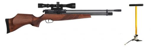 carabine à plomb BSA Buccaneer SE 5,5 FP pack
