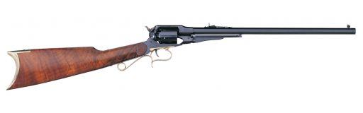 """Carabine Uberti 1858 New Army Target 18"""" cal. 44 bronzé"""