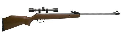 carabine a plomb Crosman Remington Express avec lunette 4x32