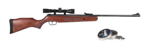 Carabine à plomb BSA Meteor Evo Pack 4X32WR