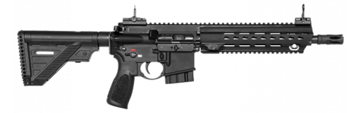 Carabine HK MR223 A3 Slim-Line HKEY Black Cal. 223 Rem 11""