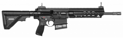 Carabine HK MR308 A3 Slim-Line HKEY Black Cal. 308 Win 13""