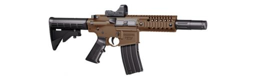 Bushmaster MPW Full Auto CO2 Red dot