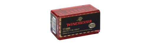 Munition 17HMR Winchester Varmint HV