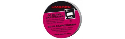 cartouches à blanc Umarex 8 mm