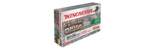 Cartouches Winchester Copper Extreme Point 30-06