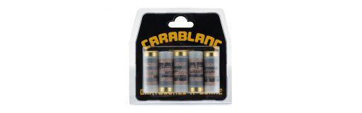 cartouches à blanc Cal. 12/67 SAPL Carablanc
