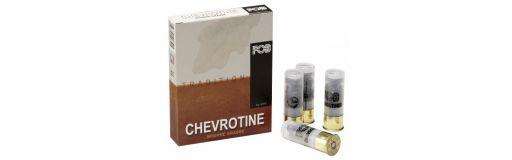 Cartouches à plomb FOB Chevrotine cal 12 12 gr