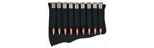 cartouchière de crosse carabine 9 balles