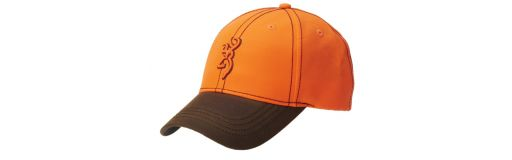 casquette Browning Opening Day orange