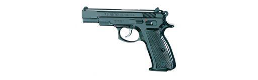 pistolet d'alarme Chiappa CZ75 bronzé