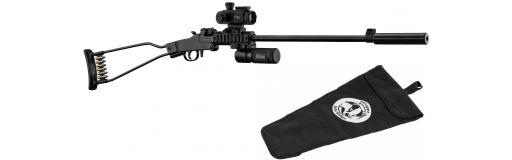 carabine 22LR Chiappa Little Badger pack promo