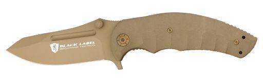 couteau pliant Browning Black Label No Boundaries
