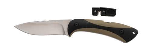 Couteau droit Browning Steel Sharp Drop Point