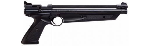 pistolet à air comprimé Crosman 1377C American Classic noir