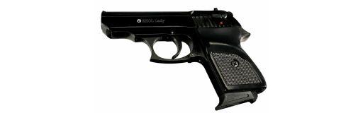 pistolet d'alarme Ekol Lady Noir