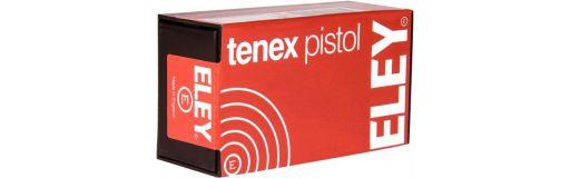 cartouches à balle 22LR Eley Tenex Pistol
