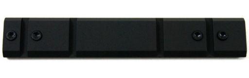 Embase Alu Courte 70 mm pour Bar, Argo, SXR