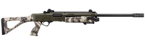 Fusil à pompe Fabarm Professional STF 12 Pistolgrip Viper Green