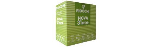 cartouches à plomb Fiocchi Nova 31 Bior