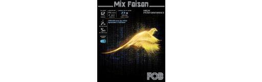 Cartouches à plomb FOB Mixte Faisan 7H-5N