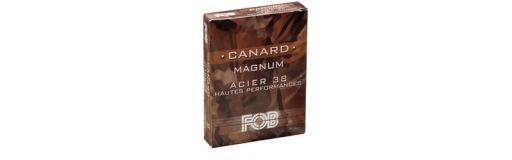 Cartouches à bille acier Fob Canard Magnum Haute performance